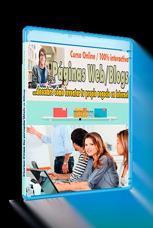Crea tu propia web o blog en menos de 10 minutos